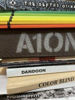Art Books, Zines & Comics